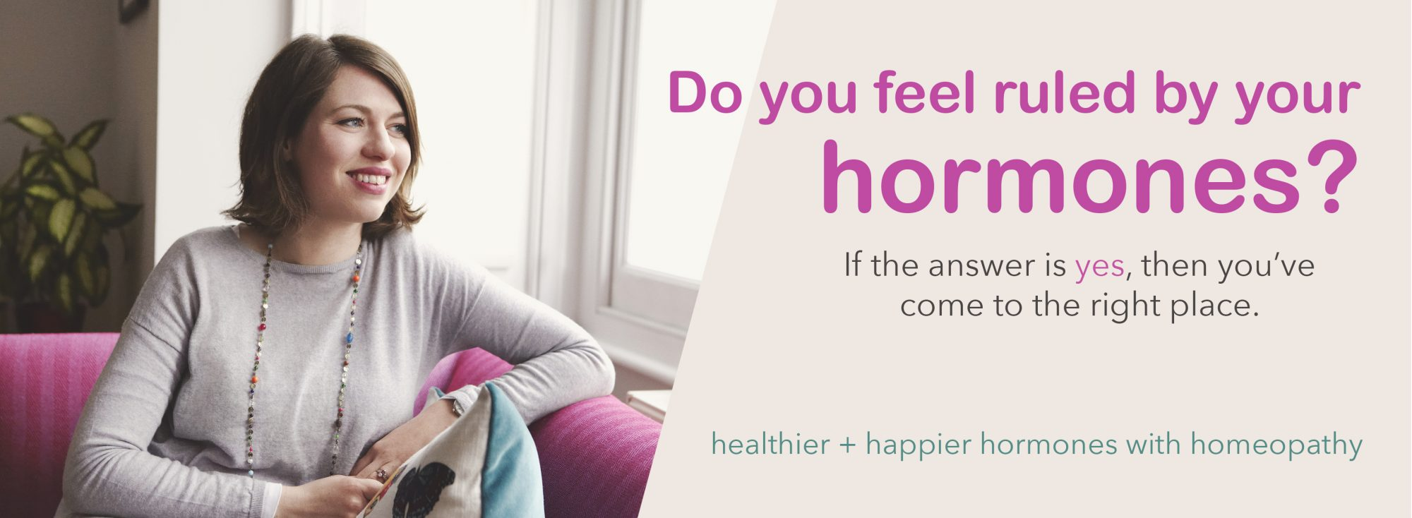 Hormones - happier & healthier with homeopathy | London | Skype