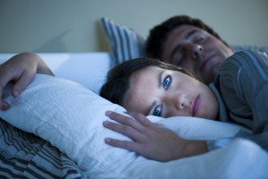 Wide-awake? Insomnia & how to treat it.